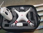 ضبط شخص بحوزته طائرتان تصوير جوى عبر شبكة الانترنت