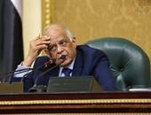 """رئيس مجلس النواب يبعث برقية تهنئة للسيسى بمناسبة """"الإسراء والمعراج"""""""