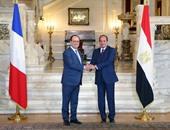 """فرانسوا هولاند:"""" كل من يحبون مصر من السياح يمكن أن يعودوا إليها"""""""