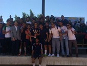 كلية التجارة تفوز بكأس اتحاد طلاب جامعة قناة السويس