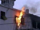 إخماد حريق شقة سكنية بالدرب الأحمر بدون إصابات