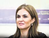 وزيرة التعاون الدولى تصل شمال سيناء وتتفقد 4 منازل بقرية رابعة