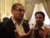 """محمد أبوحامد: """"أى ضرر لمصر وراءه أبوالفتوح وأيمن نور"""""""