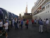 رئيس هيئة ميناء الإسكندرية: إضافة مساحة 44 فدانًا للميناء لاستيعاب البضائع الواردة