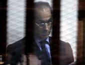 """وصول جمال وعلاء مبارك المحكمة لحضور جلسة محاكمتهما بـ""""التلاعب بالبورصة"""""""