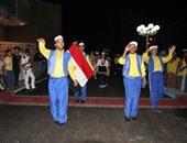 بالصور.. انطلاق فعاليات مهرجان الإسماعيلية الدولى بحضور اللواء مهاب مميش