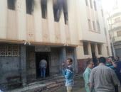 حركة إخوانية تعترف بمسئوليتها عن حريق بكنيسة فى الأقصر