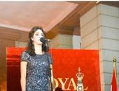 مغنية أوبرالية مصرية تصدح بصوتها فى قاعة ألبرت هول الملكية
