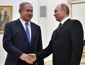 بالصور..نتنياهو لـ بوتين: الجولان خط أحمر لإسرائيل ولا بد أن تظل جزءا منها