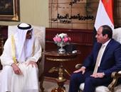 موجز العاشرة: السيسى يستقبل محمد بن زايد بحضور رئيس الوزراء
