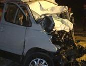 مقتل 15 شخصا من بينهم ستة أطفال فى حادث طريق جنوب غربى السعودية