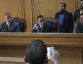 رفع جلسة محاكمة رقيب الشرطة المتهم بقتل ضحية الدرب الأحمر للحكم