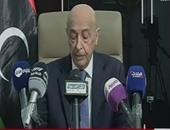 """رئيس مجلس النواب الليبى: تصريحات """"كوبلر"""" عن حكومة الوفاق تتنافى مع الاتفاق السياسى"""