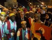 مهرجان الطبول الدولى بالممشى السياحى ببورسعيد