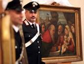"""لا يضيع حق وراؤه مطالب.. إيطاليا تسترد 37 لوحة سرقها  """"هتلر"""""""