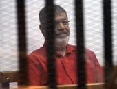 """9 معلومات عن آخر جلسات محاكمة مرسى بقضية """"التخابر مع حماس"""""""