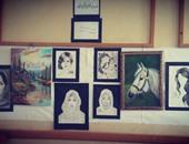 صحافة المواطن: قارئة تشارك بأعمالها الفنية بالألوان الزيتية وأقلام الفحم