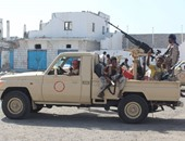 قتلى وجرحى من الحوثيين فى غارات للتحالف بالبيضاء اليمنية