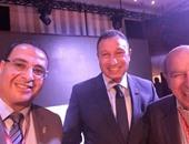 بالصور .. الخطيب يشارك فى المؤتمر العلمى لصناعة البطل الاولمبى بشرم الشيخ