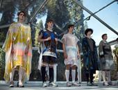 """أحدث تقاليع الأزياء الرجالى """"لرولف ايكورث"""" فى المهرجان الدولى للموضة"""