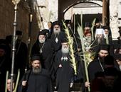 بالصور.. المسيحيون يحتفلون بأحد السعف فى كنائس العالم