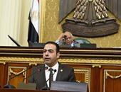 محمود حسين أمام البرلمان: القانون الجديد ينتصر لرؤية الرئيس بتمكين الشباب