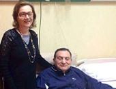 بالصور.. أسرار الزيادة المفرطة فى وزن الرئيس الأسبق حسنى مبارك