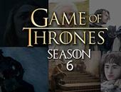 """العالم ينتظر الحلقة الأولى من الموسم الـ6 من مسلسل """"Game of Thrones"""""""