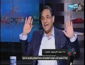 """بالفيديو..عبد الرحيم على: مؤامرات خارجية تحاك ضد مصر.. ومن ينكر ذلك """"حمار"""""""