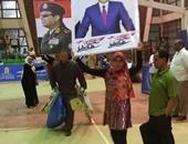 بالصور.. طلاب مديرية القاهرة يقدمون عرضا عسكريا خلال احتفالية ختام الأنشطة