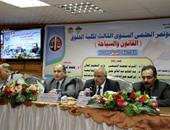 بالصور.. رئيس جامعة طنطا:يجب اتخاذ إجراءات لسلامة السائح أثناء إقامته فى مصر