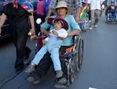 مصرع شخصين وإصابة 4 آخرين فى مظاهرة للمعوقين فى بوليفيا