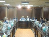 مدير أمن الفيوم يلتقى نواب المحافظة لبحث إنشاء أماكن خدمات للمواطنين