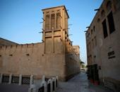 """""""البستكية"""" أقدم الأحياء التراثية فى دبى"""