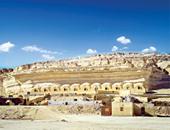 """مصادر: البدو يعطلون اتفاق """"البيئة"""" والكنيسة على تخصيص أراضى بوادى الريان"""