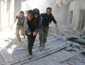 مصادر طبية: قصف 4 مستشفيات فى حلب بغارات جوية