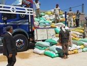 انتظام معدلات توريد القمح المحلى من المزارعين بالمحافظات