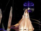 فساتين زفاف بنكهة تاريخية فى أسبوع العروس ببرشلونة