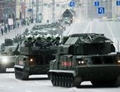 بالصور.. روسيا تستعد لاحتفالات النصر بأقوى وأحدث المعدات العسكرية