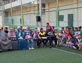 """بالصور.. """"الشباب والرياضة"""" بالأقصر تنظم احتفالية لـ200 يتيم من 16 جمعية"""