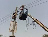 بالصور.. أهالى أسوان يشكون من خطورة الأسلاك الكهربائية العارية