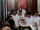 """بدء جلسة محاكمة 213 متهما من عناصر """"تنظيم بيت المقدس"""" الإرهابى"""