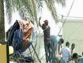 بالصور.. أنصار الصدر يقتحمون البرلمان العراقى.. والتيار يطالبهم بالسلمية