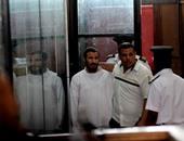 """بالفيديو.. تأجيل محاكمة 213 متهما من عناصر تنظيم """"بيت المقدس"""" لـ 28 مايو"""