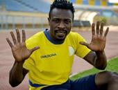 تقارير: مهاجم الإسماعيلى يدعم قائمة غانا أمام الفراعنة