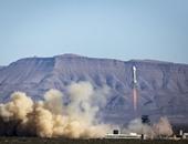 """بالصور.. """"بلو أوريجين"""" تنجح فى إطلاق وإعادة صاروخ غير مأهول"""