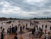 مصرع 39 شخصا بسبب هطول أمطار غزيرة فى مختلف أنحاء باكستان
