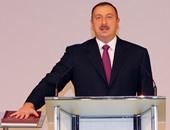 """رئيس أذربيجان يعلن اكتفاء بلاده ذاتيا.. ويؤكد: """"اقتصادنا يتطور"""""""