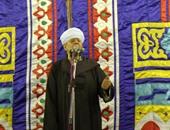 أمير المداحين ياسين التهامى يشدو فى الليلة الختامية لمولد على زين العابدين