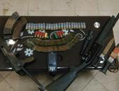 مباحث الإسكندرية تضبط عاطلا لإدارته ورشة لتصنيع الأسلحة فى مينا البصل
